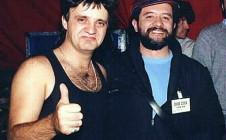 Con Frank Gambale