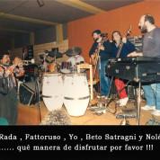 Con Radaband en La Oreja