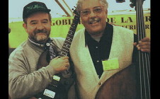 Con Rufus Reid en Chaco.
