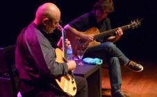 Con Jorge Armani