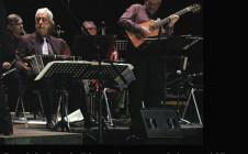 Con Juanjo Mosalini y la Orquesta del Tango