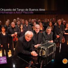 "Orquesta del Tango ""Homenaje a Astor Piazzolla"""