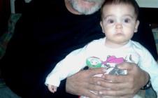 Con Valentina ….  mi primera nieta
