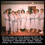 Gato en Japón 1973