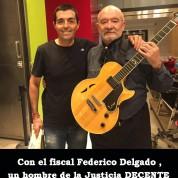 Federico Delgado y yo