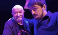 Con Franco Luciani