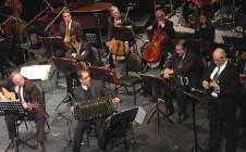 Ensayo en el Teatro Colón de Michelángelo 70