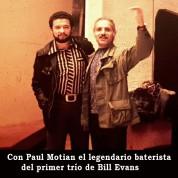 Con Paul Motian 01