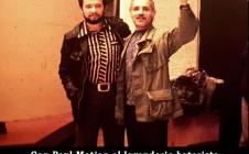 Con Paul Motian en 1973